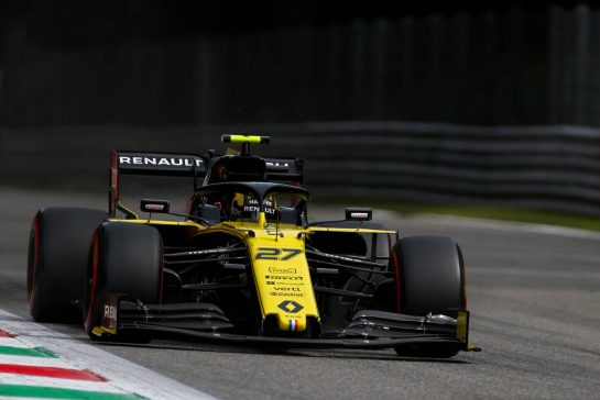 Nico Hulkenberg (GER), Renault Sport F1 Team 