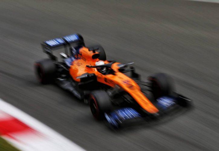 Carlos Sainz Jr (ESP) McLaren MCL34. 07.09.2019.