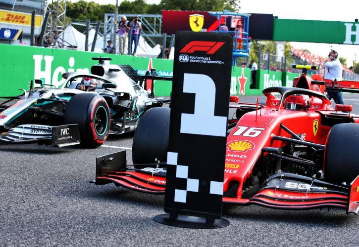 2019 Italian Grand Prix Qualifying Results From Monza