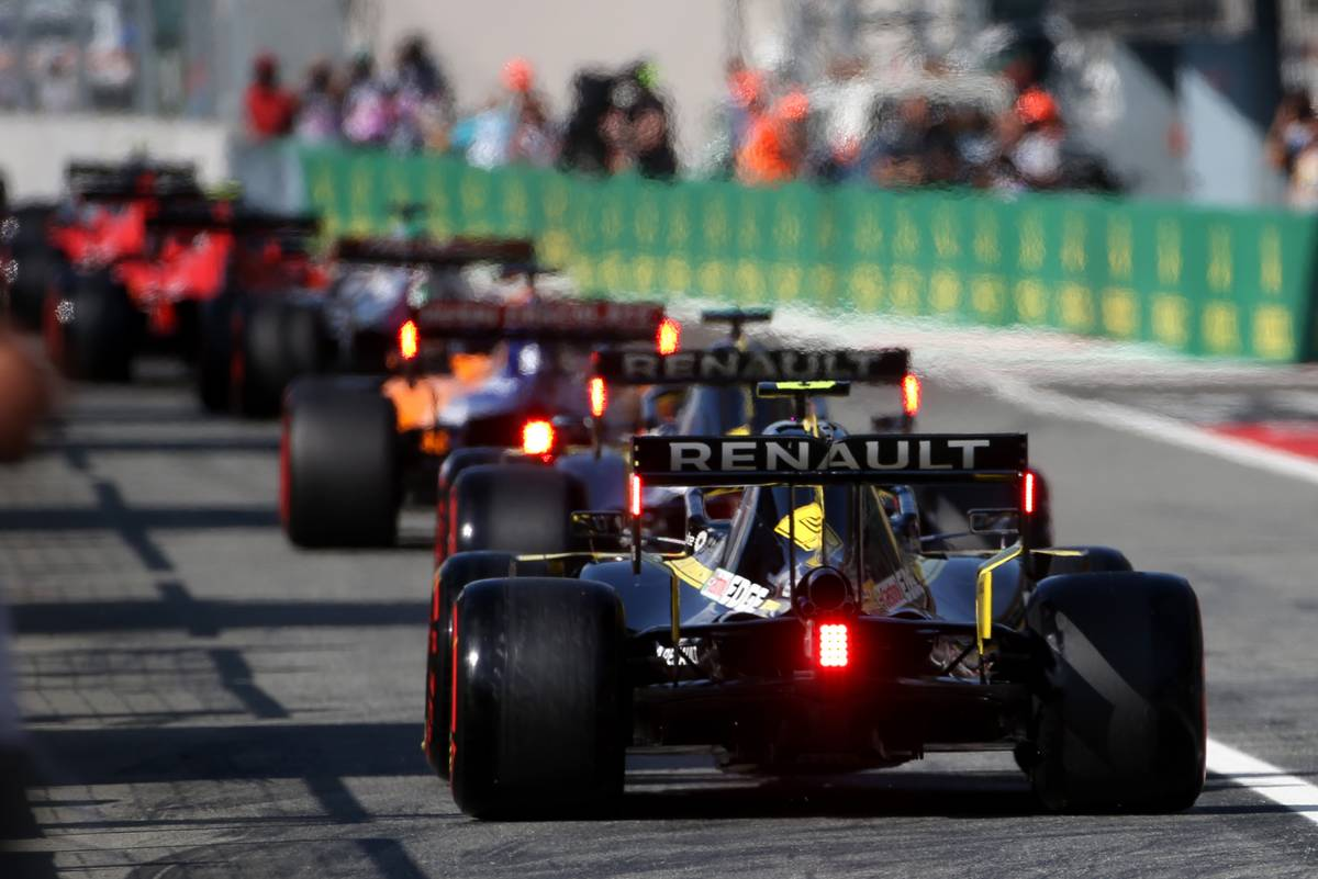 Nico Hulkenberg (GER), Renault Sport F1 Team