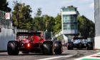 Sebastian Vettel (GER) Ferrari SF90. 07.09.2019.