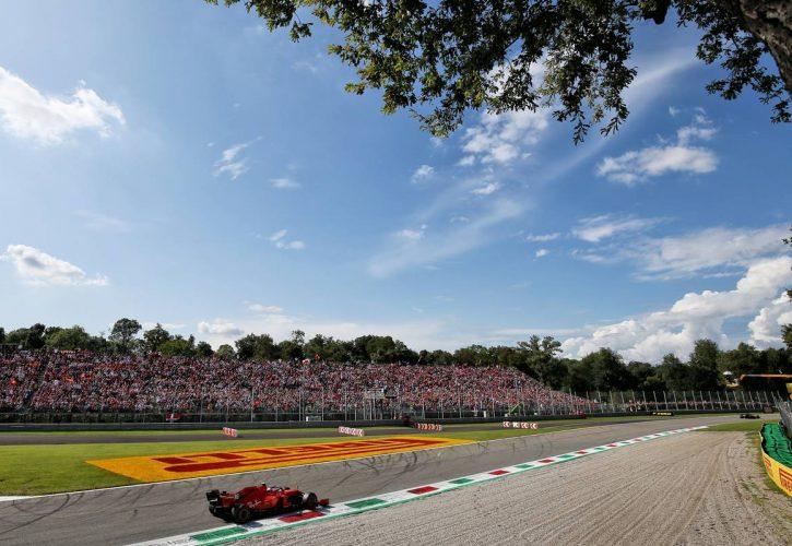 Charles Leclerc (MON) Ferrari SF90. 07.09.2019. Formula 1 World Championship, Rd 14, Italian Grand Prix