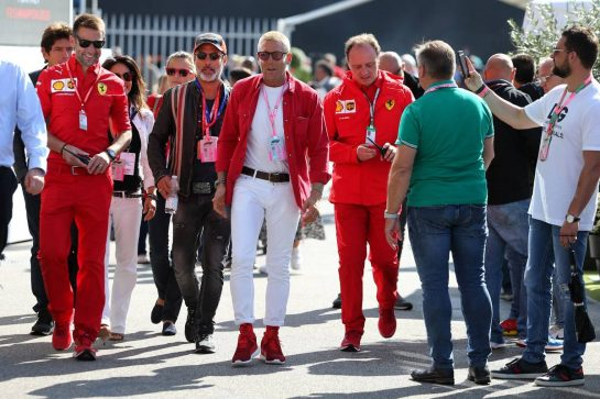 Lapo Elkann (USA) LA Holding, Italia Independent and Independent Ideas President.