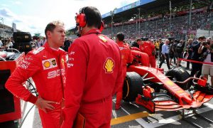 Brawn: Boosting Vettel's confidence a 'priority' for Ferrari
