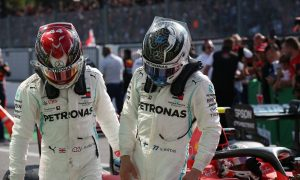 Hamilton, Bottas aiming to avoid more Mercedes team orders