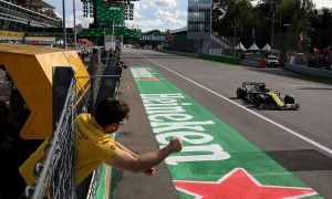 Prost: Monza success helps ease pressure at Renault