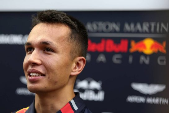 Alexander Albon (THA), Red Bull Racing 