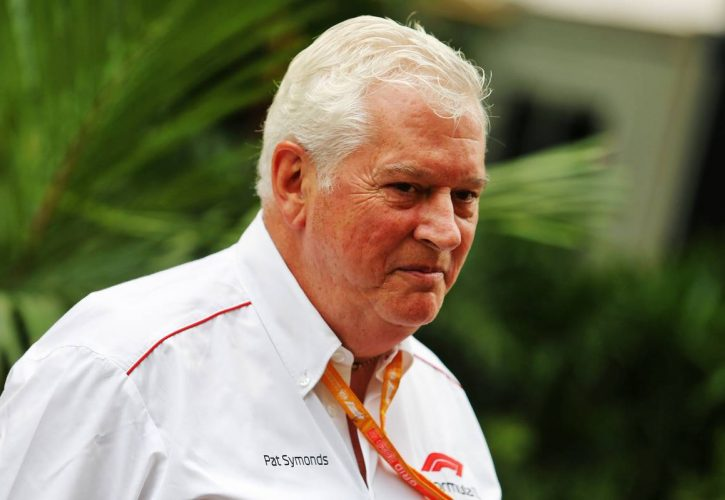 Pat Symonds (GBR) Formula 1 Technical Consultant.