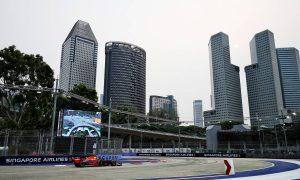Verstappen clocks in fastest in FP1 in Singapore