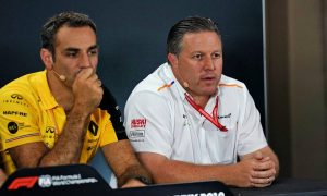 Abiteboul: McLaren had 'no interest' in extending Renault relationship