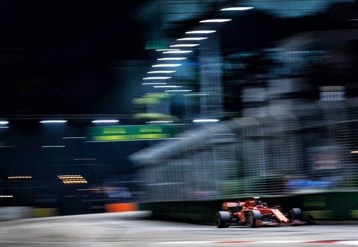 Charles Leclerc (MON) Ferrari SF90. 20.09.2019.