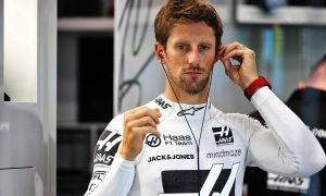 Grosjean recreates a piece of F1 history at Suzuka