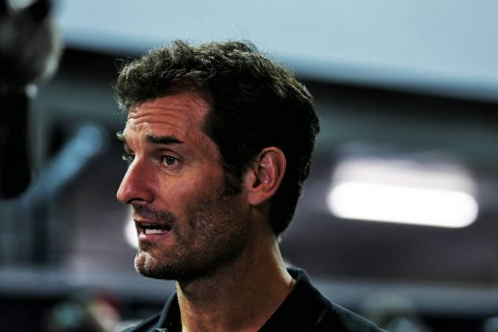 Mark Webber (AUS) Channel 4 Presenter. 21.09.2019. Formula 1 World Championship, Rd 15, Singapore Grand Prix, Marina Bay Street Circuit, Singapore, Qualifying Day. - www.xpbimages.com, EMail: requests@xpbimages.com - copy of publication required for printed pictures. Every used picture is fee-liable. © Copyright: Moy / XPB Images