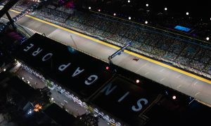 2019 Singapore Grand Prix - Race results