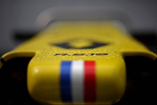 Renault F1 Team 26.09.2019. Formula 1 World Championship, Rd 16, Russian Grand Prix, Sochi Autodrom, Sochi, Russia, Preparation Day.- www.xpbimages.com, EMail: requests@xpbimages.com - copy of publication required for printed pictures. Every used picture is fee-liable. © Copyright: Charniaux / XPB Images