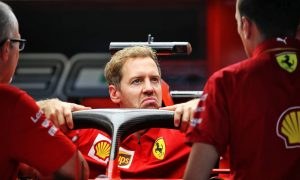 Vettel signs up for final Pirelli tyre test before Japan