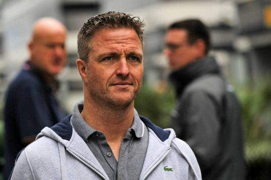 Ralf Schumacher (GER). 26.09.2019. Formula 1 World Championship, Rd 16, Russian Grand Prix, Sochi Autodrom, Sochi, Russia, Preparation Day. - www.xpbimages.com, EMail: requests@xpbimages.com - copy of publication required for printed pictures. Every used picture is fee-liable. © Copyright: Photo4 / XPB Images