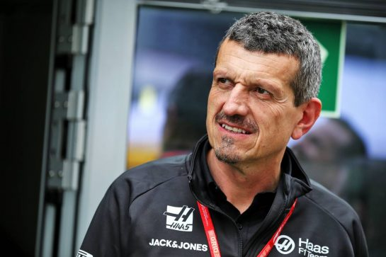 Guenther Steiner (ITA) Haas F1 Team Prinicipal.