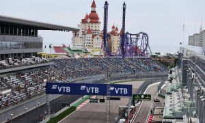 Russian GP: Friday's action in pictures