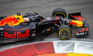 Red Bull and Verstappen take over in FP2 in Sochi