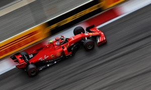 Leclerc and Vettel edge Mercedes rivals in final practice