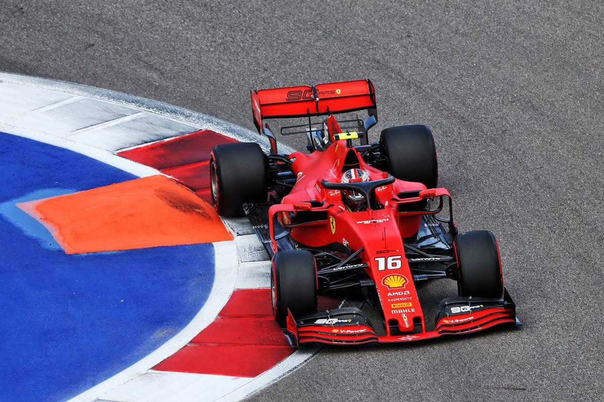 Charles Leclerc (MON) Ferrari SF90. 28.09.2019.