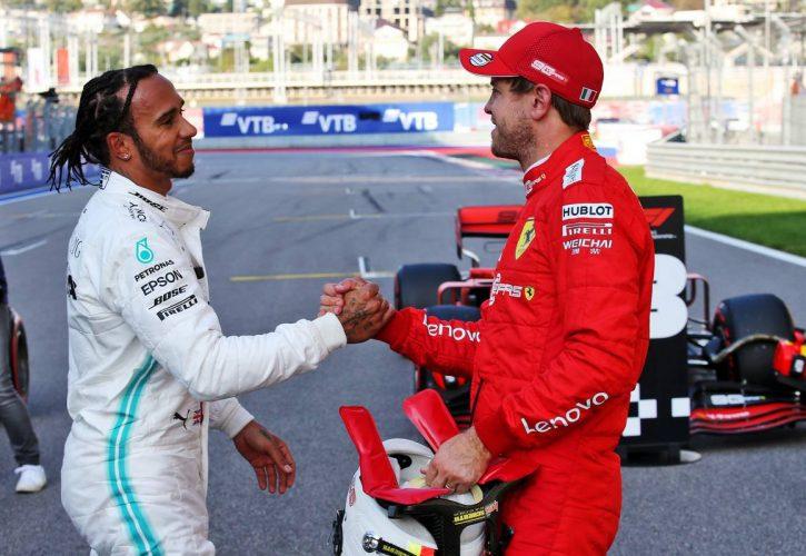 Ferrari Names Vettel Over Hamilton As First Choice For 2021