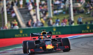 Verstappen expects podium is out of reach in Sochi