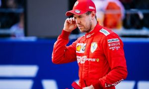 Vettel 'not entirely satisfied' with Sochi qualifying