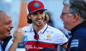 Alfa Romeo Racing confirms Giovinazzi for 2020