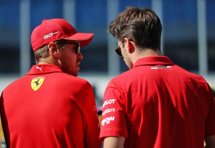 F1 Star Charles Leclerc Signs Five-Year Contract With Scuderia Ferrari