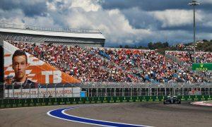 2019 Russian Grand Prix - Race results