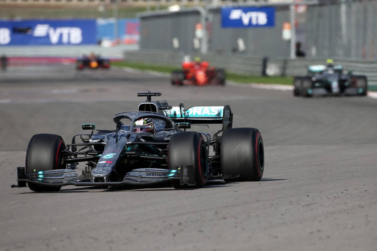 Lewis Hamilton (GBR), Mercedes AMG F1