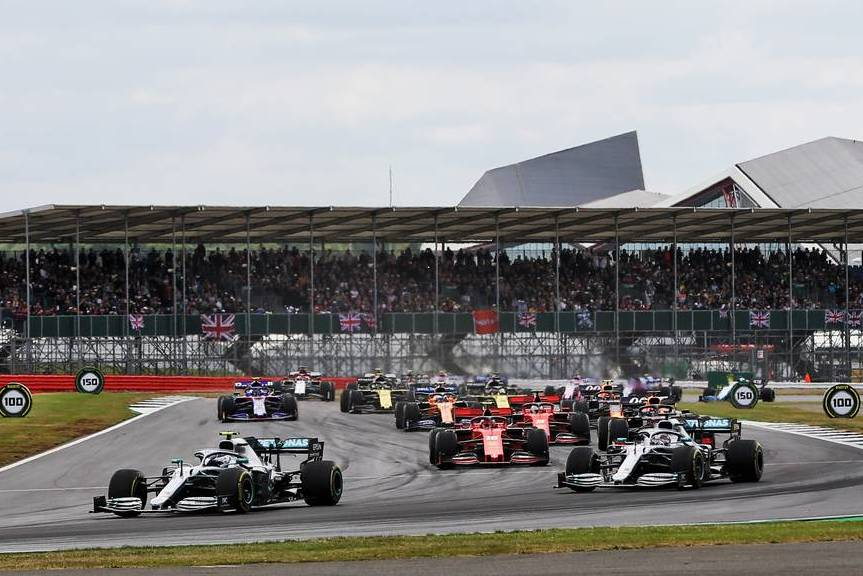 Austrian health minister gives OK to crowd-free Formula 1 races