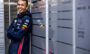 Albon focused on 'maximising each race' - not 2020 prospects