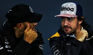 Alonso: Hamilton message on environment at odds with lifestyle