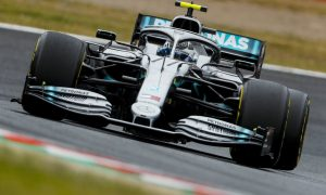Bottas and Mercedes remain in charge in FP2