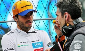 Sainz proud to see McLaren start to think 'like a big team'