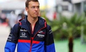 Kvyat driving 'better than ever' and enjoying every lap