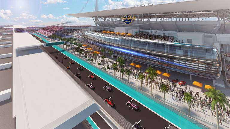 Formula One reaches deal to hold Miami Grand Prix in 2021
