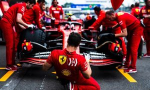 Ferrari heads into final races to 'further develop' for 2020