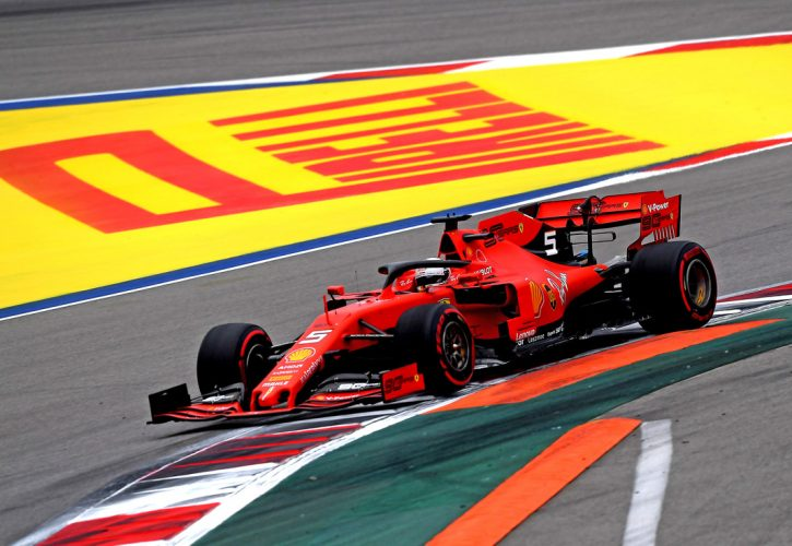 Sebastian Vettel admits he was wrong in Russian Federation