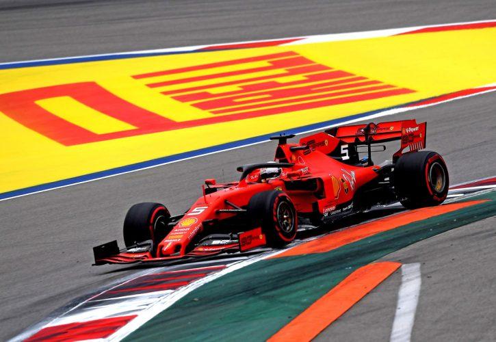 Vettel, Leclerc Insist