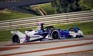 Gunther tops Formula E Valencia test for BMW