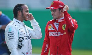 Wolff: Hamilton to Ferrari rumors 'blown out of proportion'
