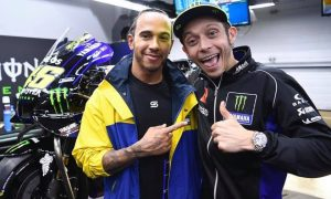 Rossi says MotoGP/F1 swap with Hamilton is in the works!