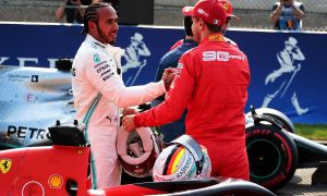 Hamilton reveals that he 'actually worried' for Vettel