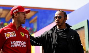 Vettel backs Hamilton's green beliefs, but Verstappen wants his meat