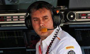 Sainz enjoying renewed relationship with Key at McLaren