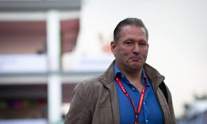 Jos Verstappen says Max 'shouldn't have said anything'